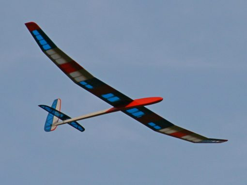 FOAM-RES F3RES Glider Design