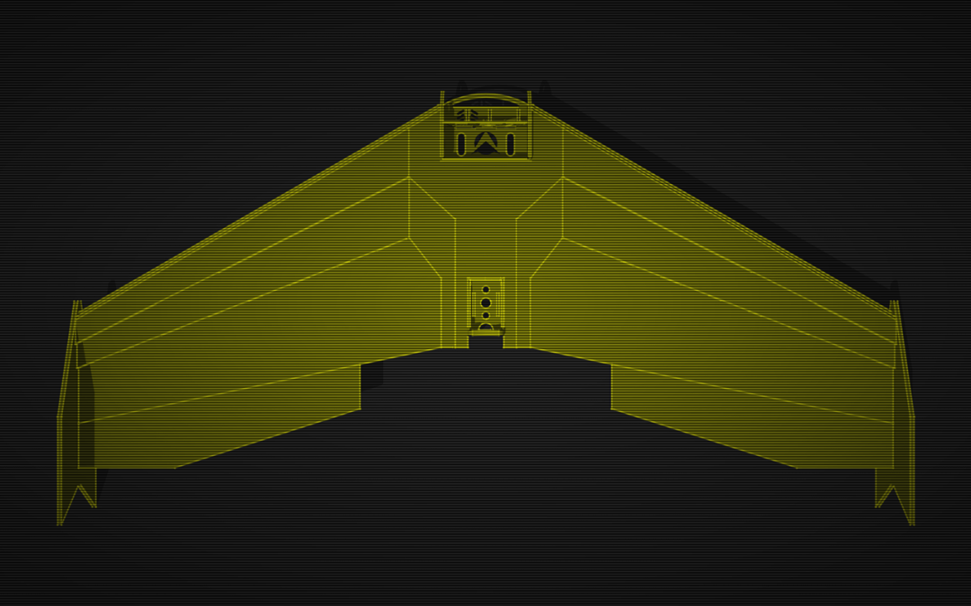 Ultimate KFm6 Wing